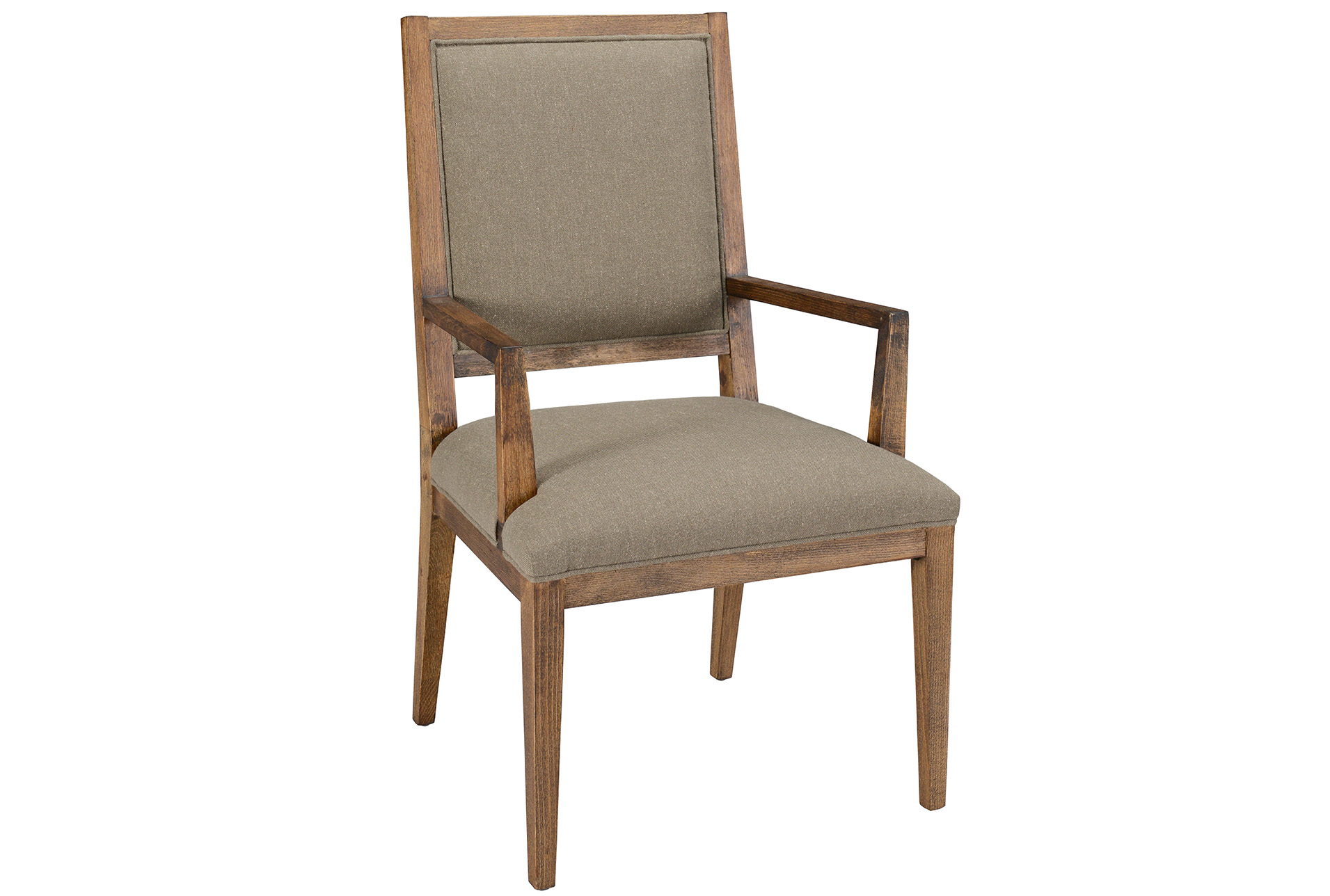 Living Spaces Dining Chairs Beige Dining Arm Chair Living Spaces