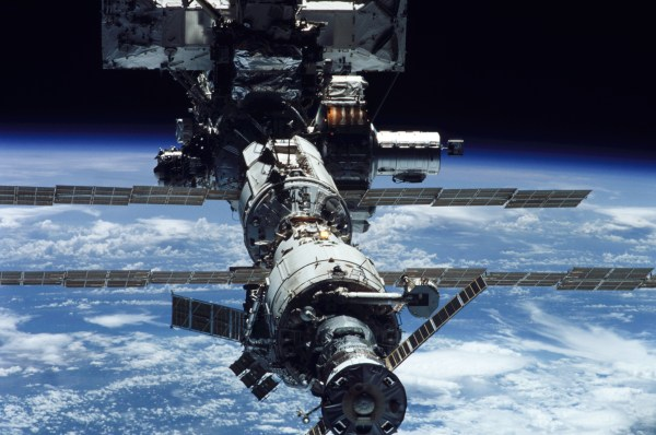 International Space Station Livingston Parent Journal