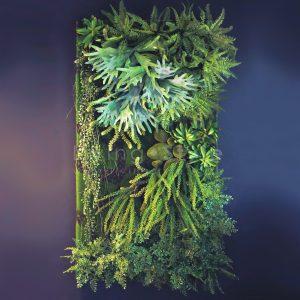 สวนแนวตั้ง สวนแนวตั้งต้นไม้ปลอม ต้นไม้ปลอม ออกแบบและจัดทำพร้อมติดตั้ง สวนแนวตั้งต้นไม้ประดิษฐ์ ใบไม้ปลอม มีให้เลือกสรรค์หลากหลายแบบ