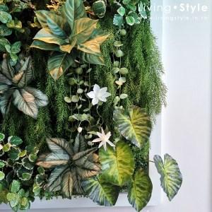 สวนแนวตั้ง สำเร็จรูป สวนผนัง สวนเทียม %%sep%% Livingstyle ตกแต่งบ้าน แจกันดอกไม้ ดอกไม้ปลอม ต้นไม้ปลอม ดอกไม้ประดิษฐ์ ต้นไม้ประดิษฐ์ สวนแนวตั้ง