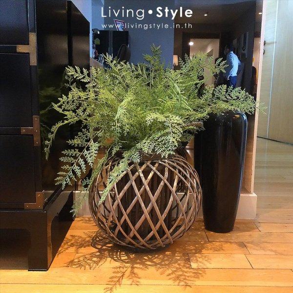 กระถางวินเทจ เฟิร์น ตีนตุ๊กแก สไตล์วินเทจ %%sep%% ตกแต่งบ้าน Livingstyle ดอกไม้ปลอม ต้นไม้ปลอม ดอกไม้ประดิษฐ์ ต้นไม้ประดิษฐ์ สวนแนวตั้ง สวนหย่อม
