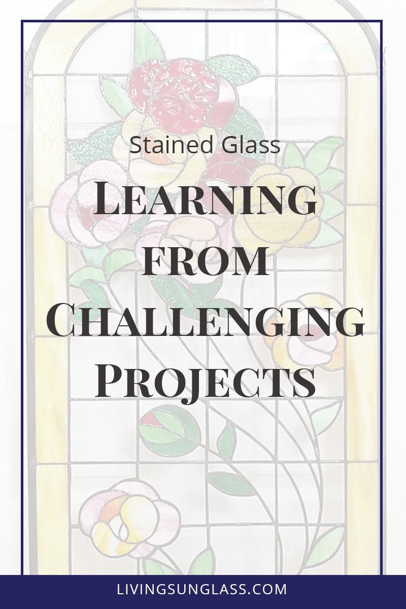 stained glass challengin projects