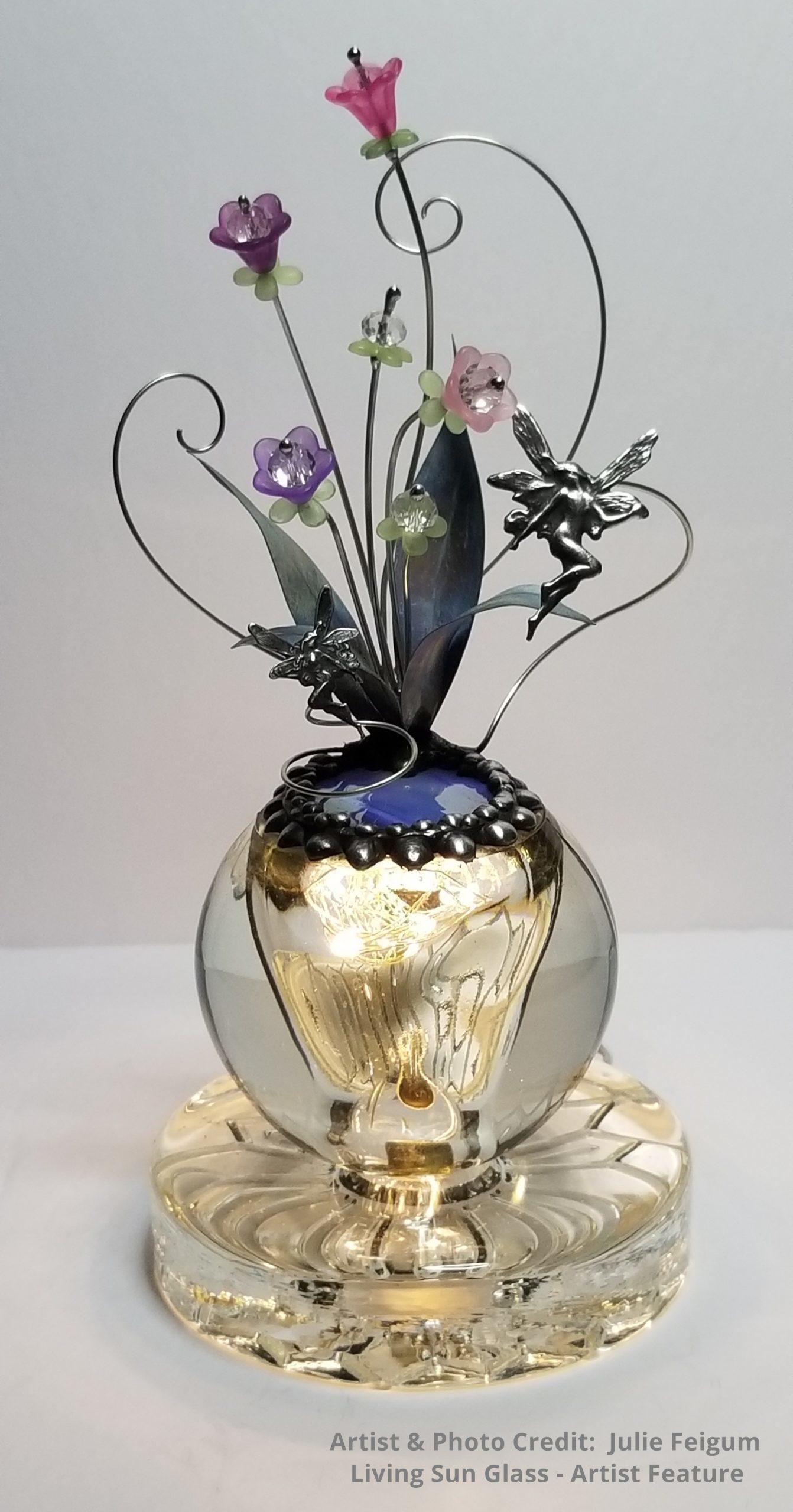 Julie Feigum Art Sculpture