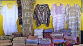 Exceptional Amuzgo Huipiles- Folk Art Market Santa Fe, NM