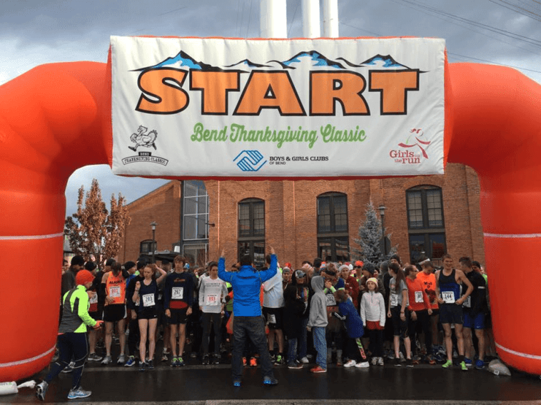 Bend Thanksgiving Classic