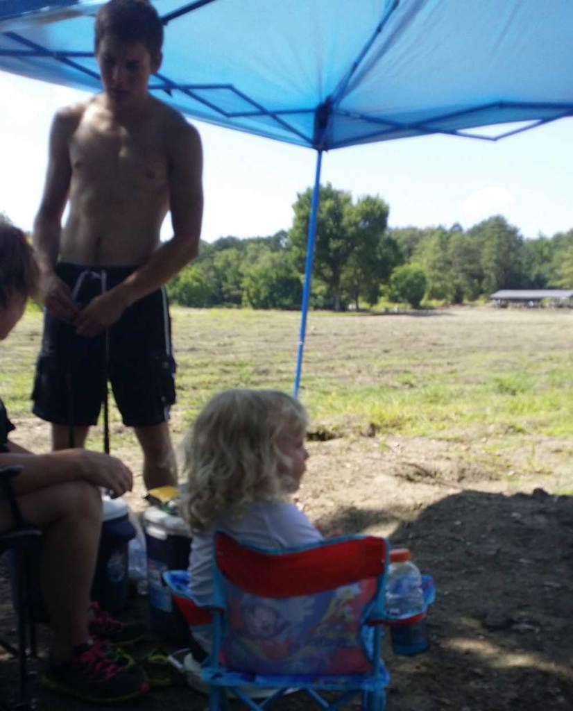 Break time Crater of Diamonds State Park Arkansas family fun, pet friendly, adventure, rock hunting, camping