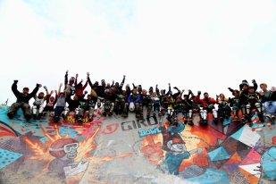 Das zweite Jugendcamp im Sommer 2012. Ein voller Erfolg