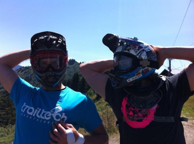 Marci and I PdS 2012
