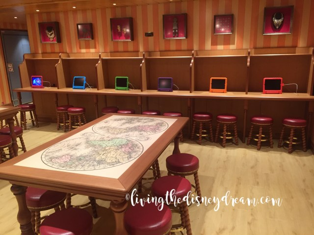 Disney Wonder Kids Clubs