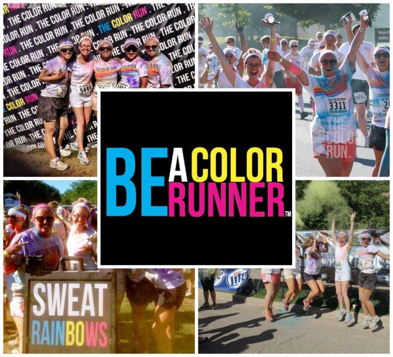 Color Run 2013 Collage