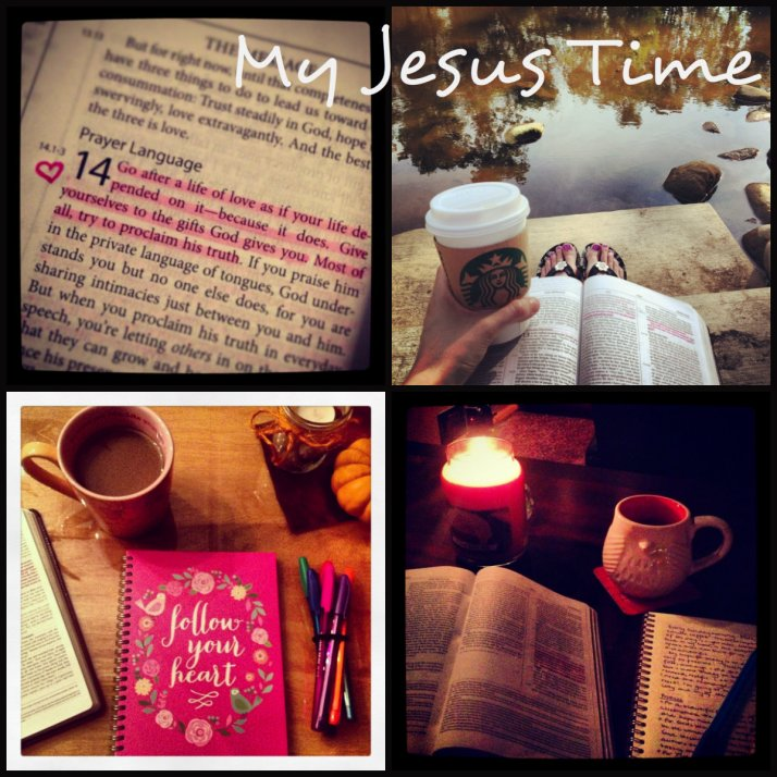 Jesus Time collage