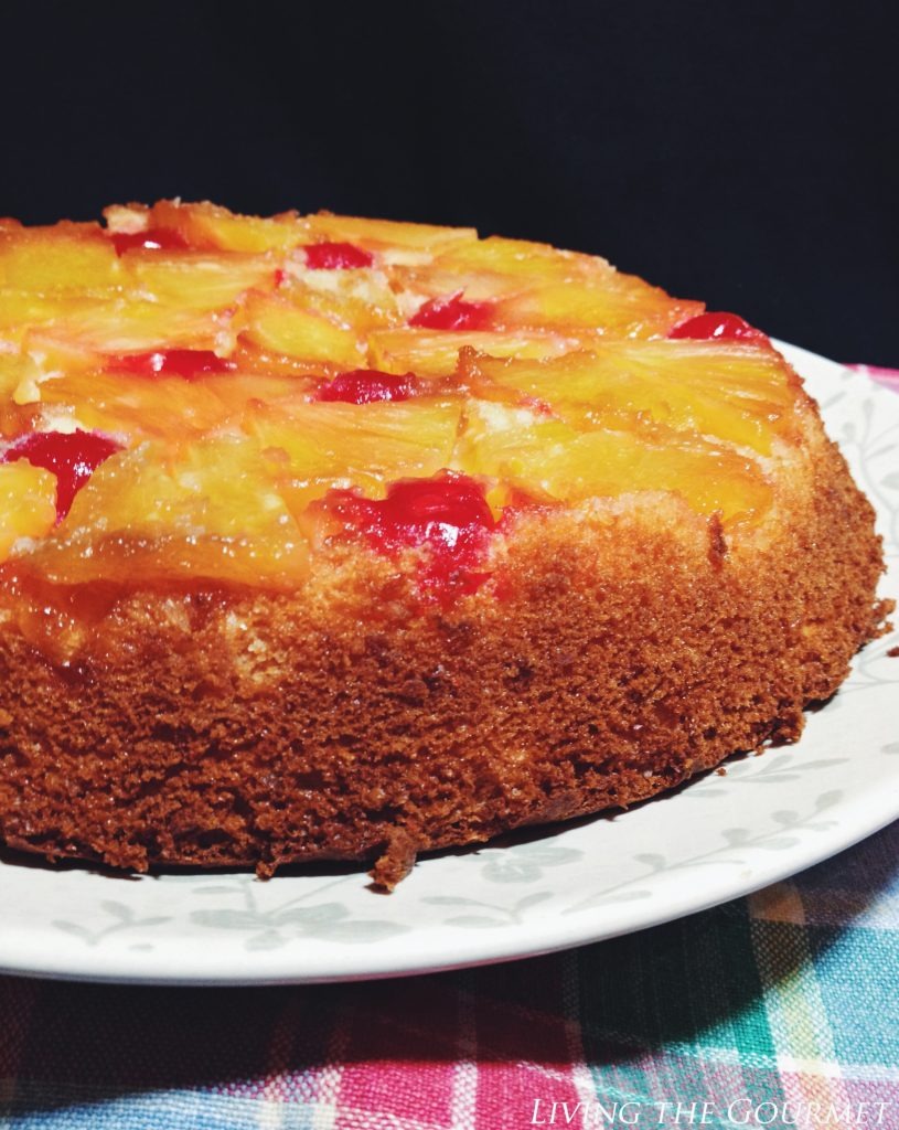 Easy Cake Recipe Pineapple