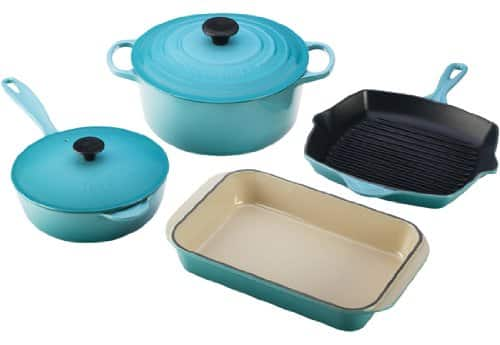 kitchen pans white appliances how to find the safest healthiest cookware nourished life cooking blue enameled cast iron safe livingthenourishedlife com