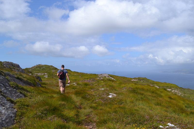 seefin loop walk Sheep's Head peninsula