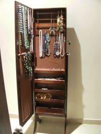 jewelry armoire | Living the Travel Channel