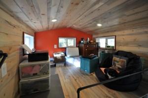 My office & craft loft
