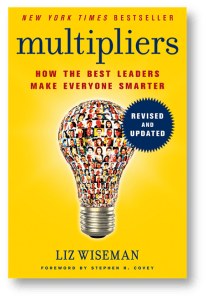 Multipliers by Liz Wiseman