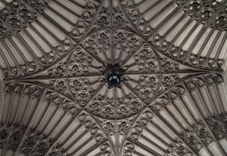 Soldiers Tower ceiling.