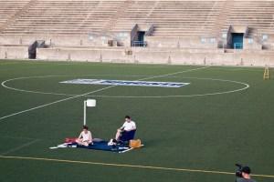 Lampert Stadium performance.