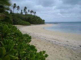 Fifa beach, Tonga.
