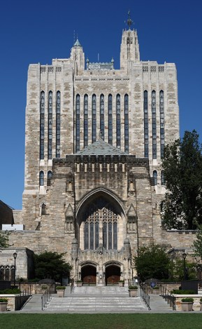 Sterling Memorial Library, Yale