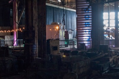 Performance areas in the Hearn.