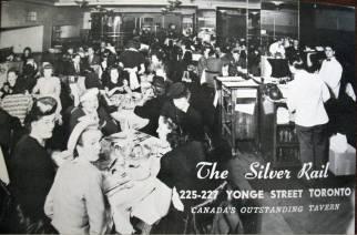 postcard-toronto-silver-rail-tavern-225-yonge-1940s