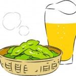 枝豆の栄養とビールは女性の体に嬉しい効果が!【野菜の効能と食べ方】