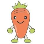 にんじん 栄養効果と食べ方【β-カロテン断然トップ野菜】