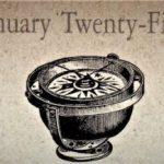 1月25日生まれの運勢と性格【占星術とタロットで導く誕生日占い】