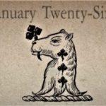 1月26日生まれの運勢と性格【占星術とタロットで導く誕生日占い】