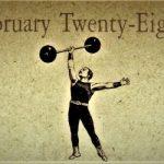 2月28日 誕生日占い【性格・健康についてのアドバイス】