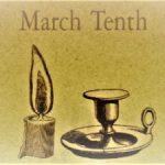 3月10日生まれの運勢と性格【星座/占星術とタロットで導く誕生日占い】