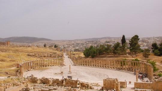 Jordan Ruins Jerash 約旦遺址傑拉什
