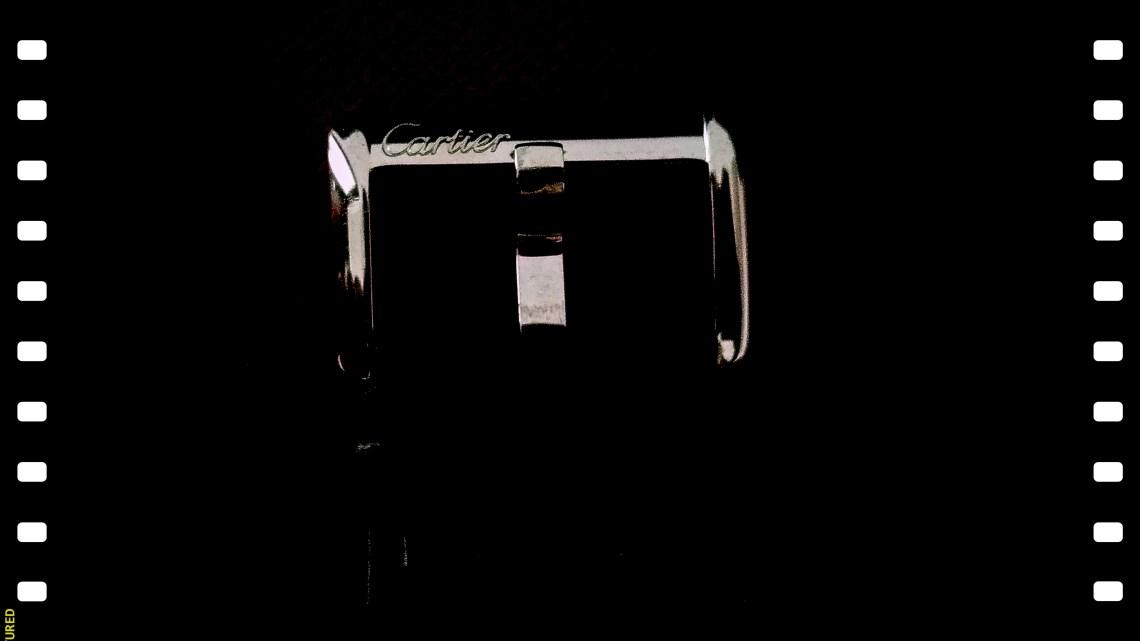 Watch showcase ~ Cartier  曬曬手錶~卡地亞