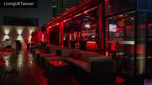 Rouge Bar at the Red by Sirroco Hotel, KL