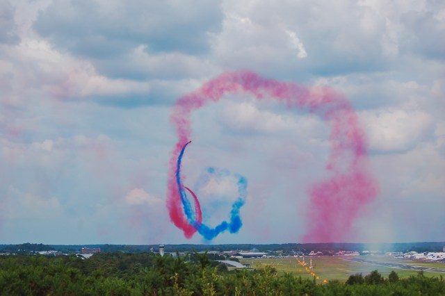Red Arrows, Farnborough Airshow