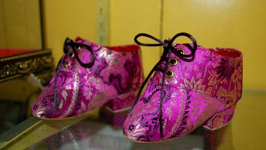 Three Inch Lotus Feet 三寸金蓮