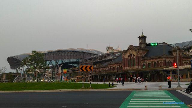 Taichung Train Station, Taiwan