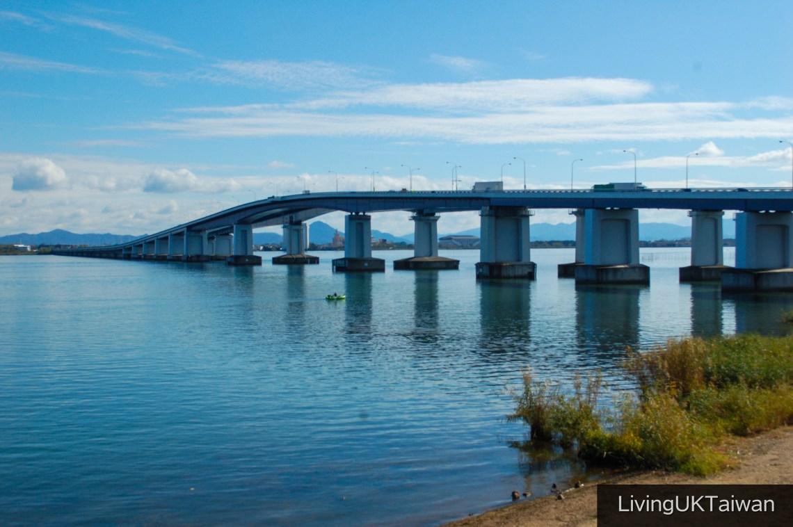 Biwako Ohashi Bridge Road