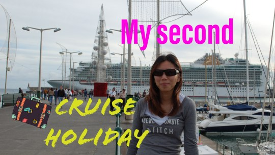 My second cruise holiday to the Med