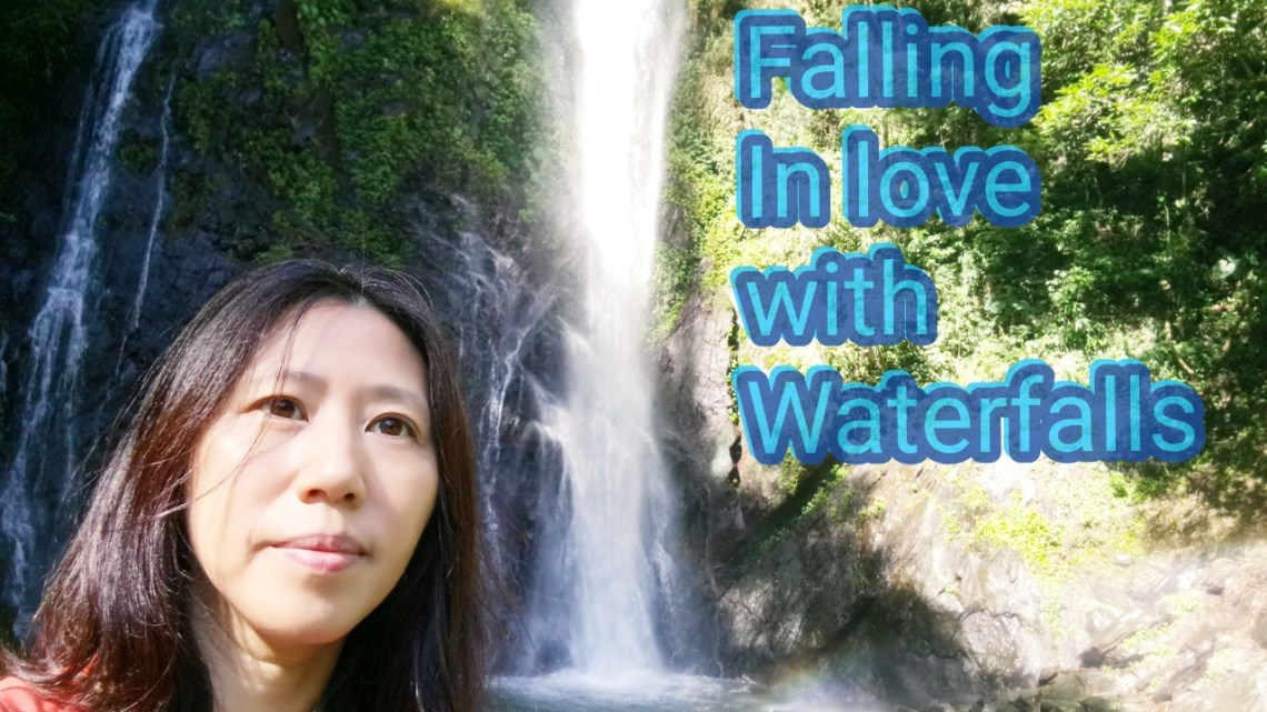 Falling in love with waterfalls