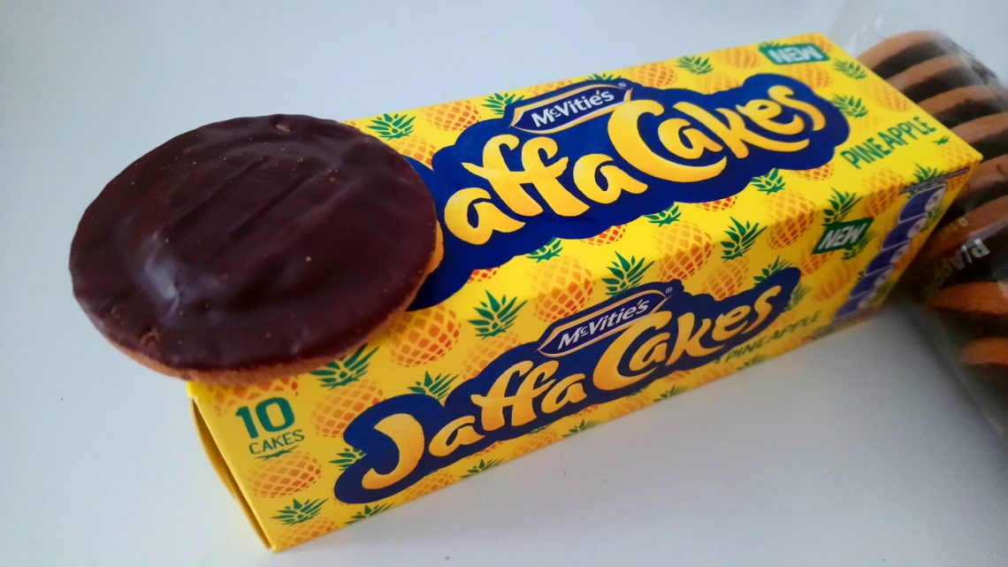 Jaffa Cakes – a biscuit or cake?
