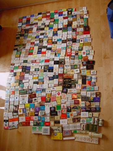 My collection in 2002