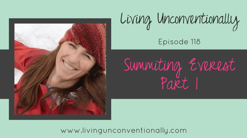 Podcast Episodes - Living Unconventionally