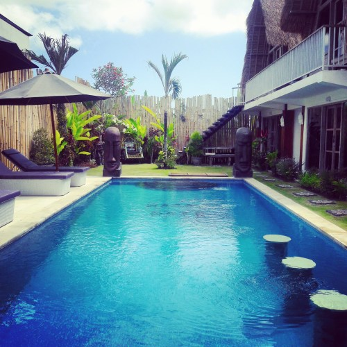 Private Villa in Bali - Pool