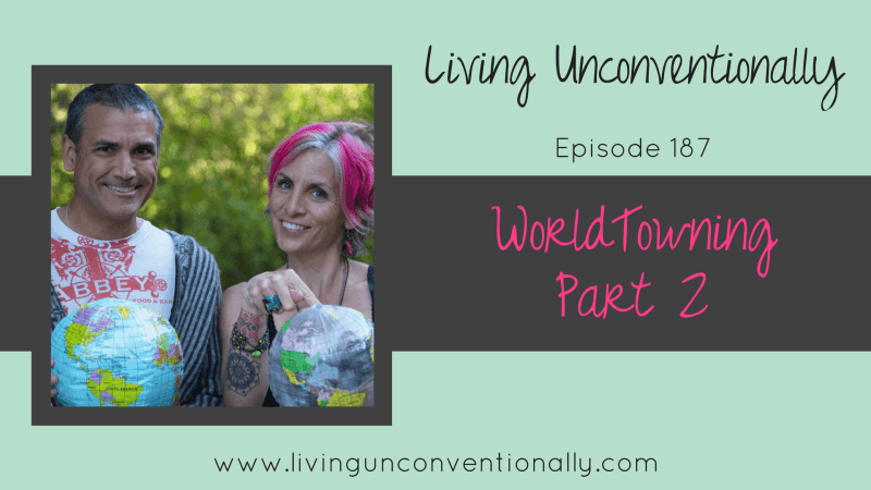 Will Jessica Sueiro Living Unconventionally Podcast Britany Felix