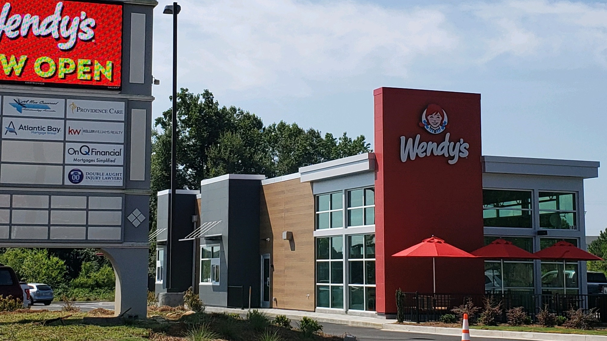wendy s unveils new