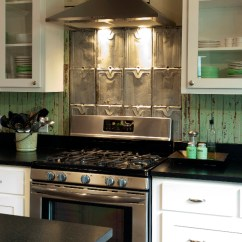 Retro Kitchen Tile Backsplash Remodelers Our Saga Living Vintage
