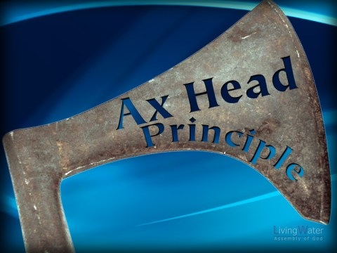 The Ax Head Principle